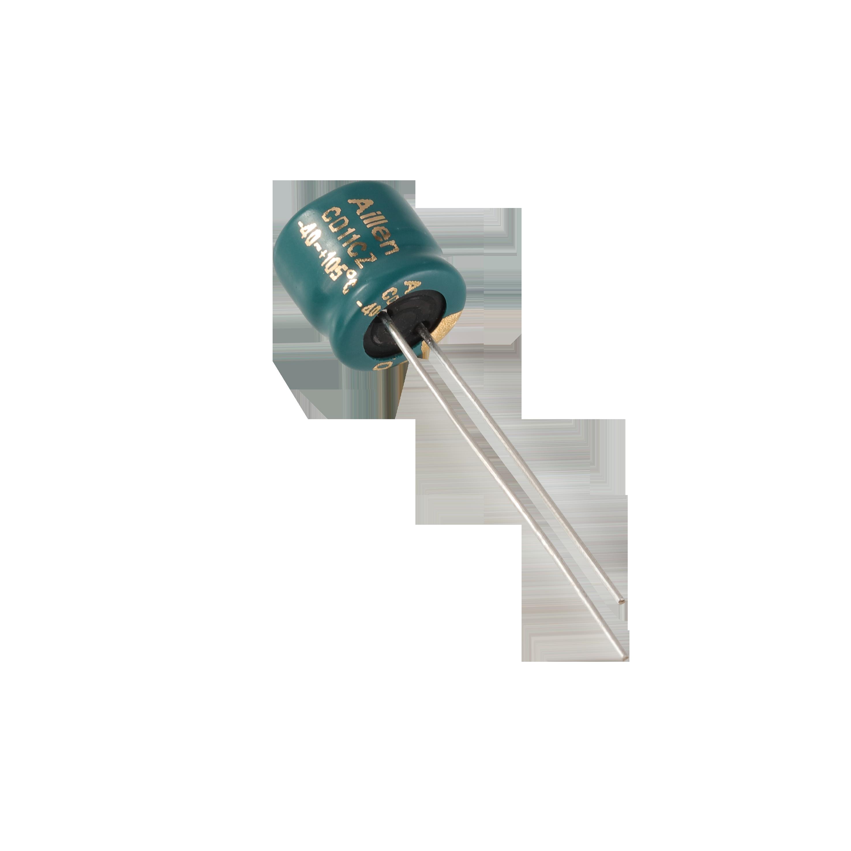 标准插件铝电解电容 CD11CT系列