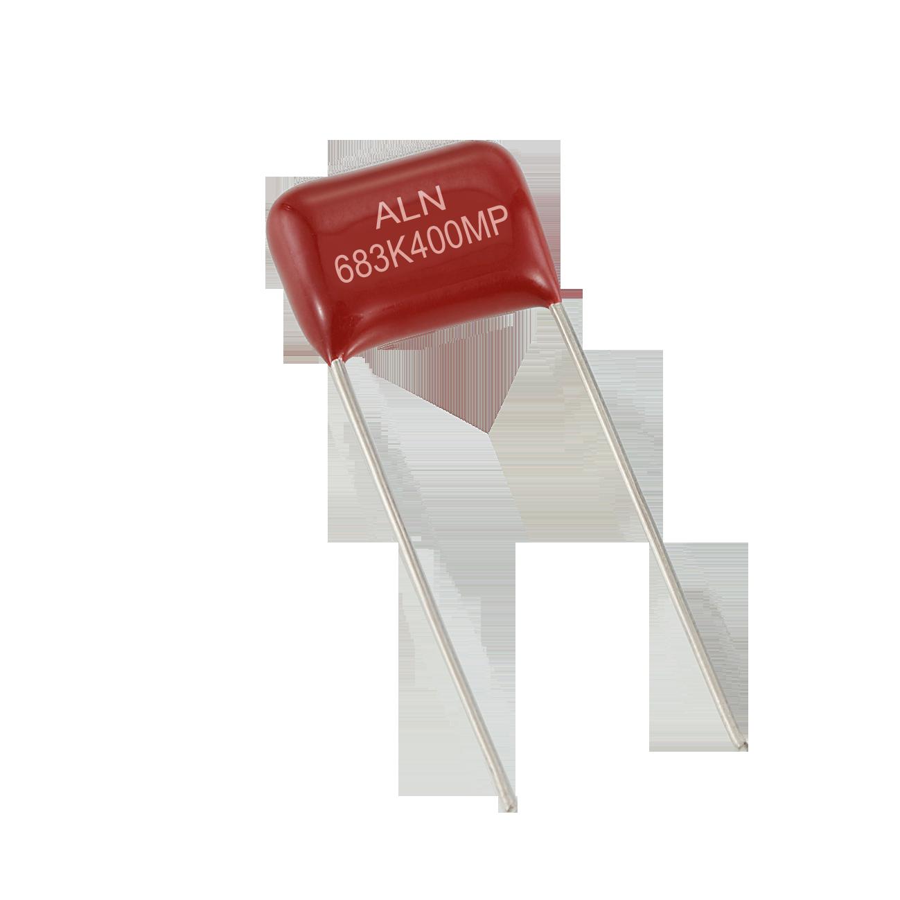 金属化聚乙酯薄膜电容器(P=5.0)MEM 系列