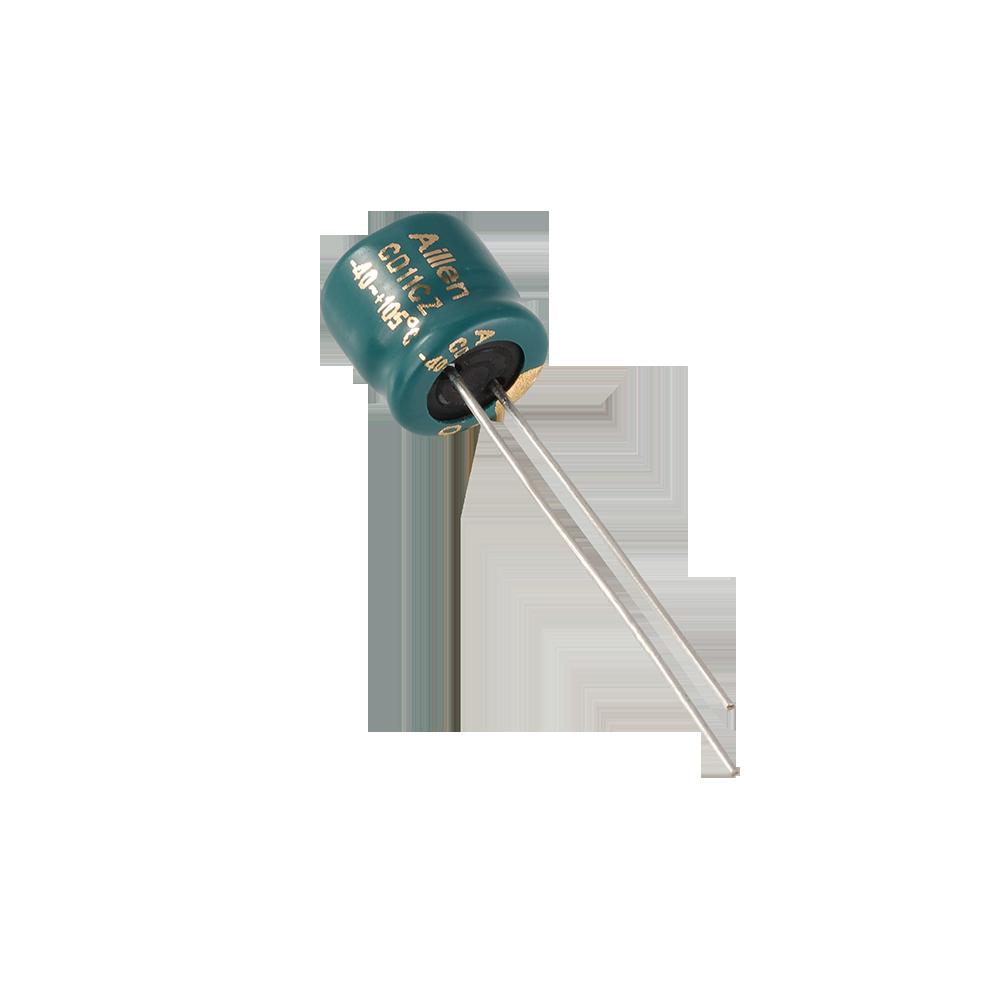CD11CZ系列 低阻抗插件铝电解电容