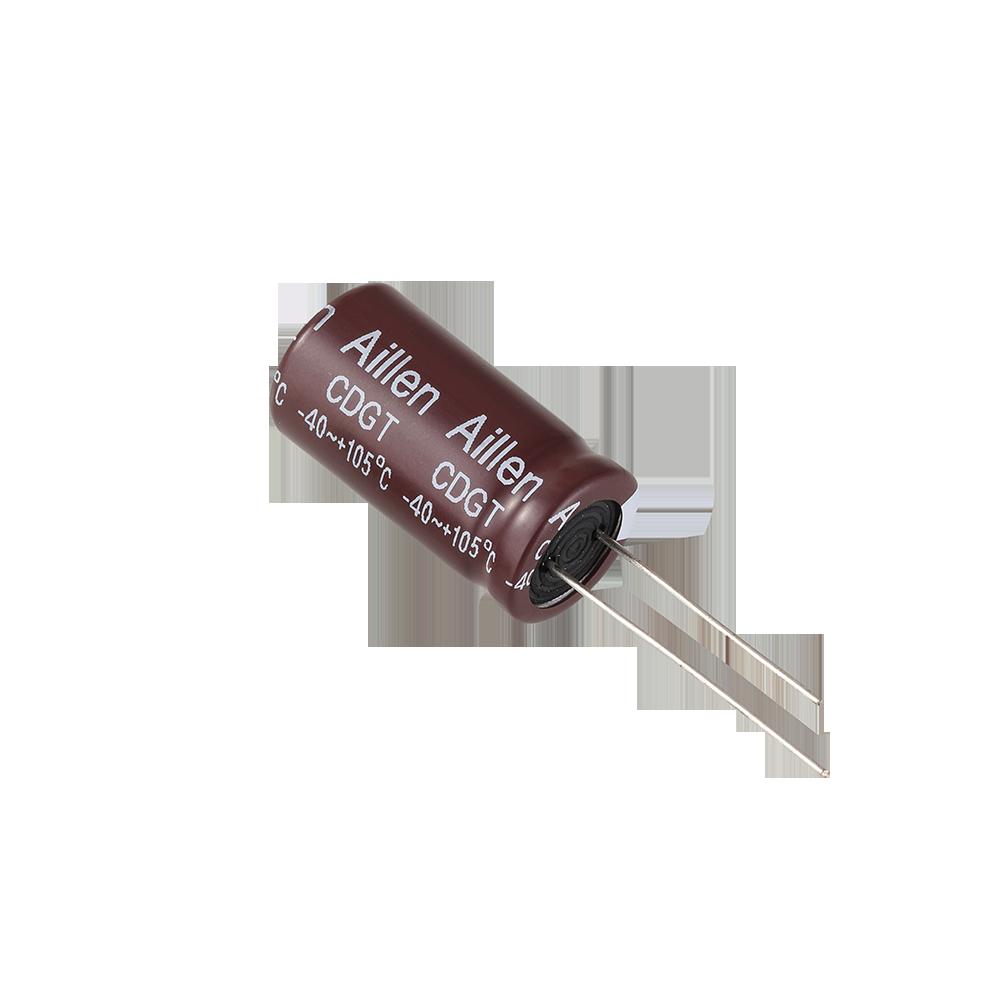 CDGT系列 低阻抗插件铝电解电容