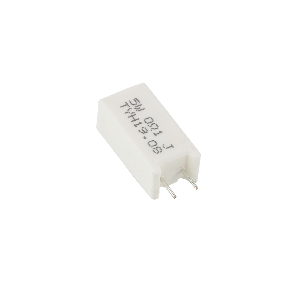 SQF 温度保险丝水泥电阻器